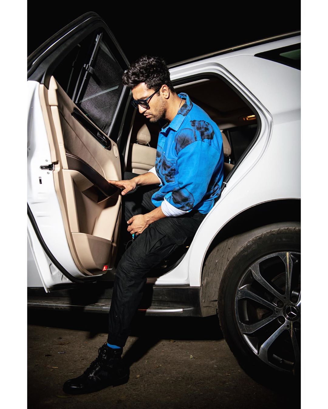 Vicky kaushal car collection